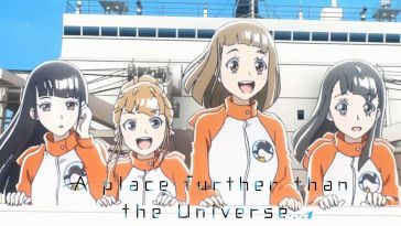 A Place Further Than The Universe Season 2