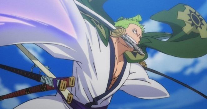 Most Powerful Swordsman In Anime