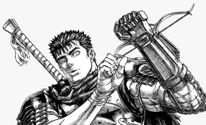 Most Powerful Swordsman In Anime