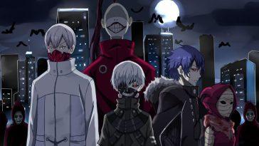 Best Anime Like Tokyo Ghoul