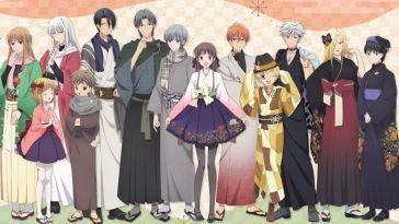 Top 13 Anime Like Fruits Basket