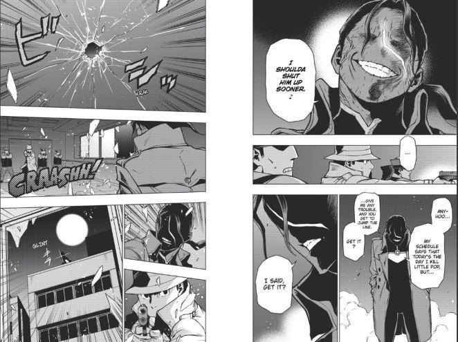My Hero Academia Vigilantes Chapter 103