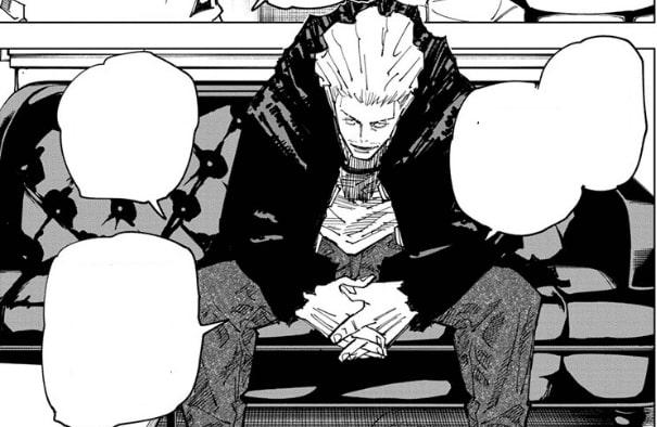 Jujutsu Kaisen Chapter 159