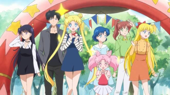 Sailor Moon Eternal Part 3