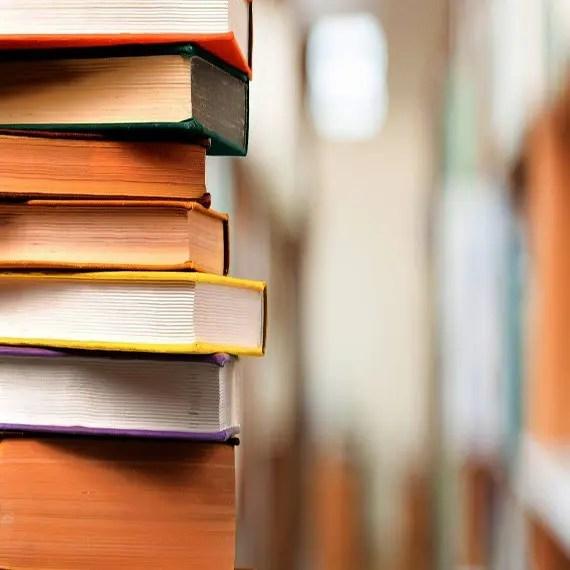 الكتب الأنجلنزية