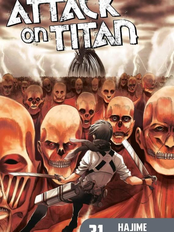 Attack on Titan 31
