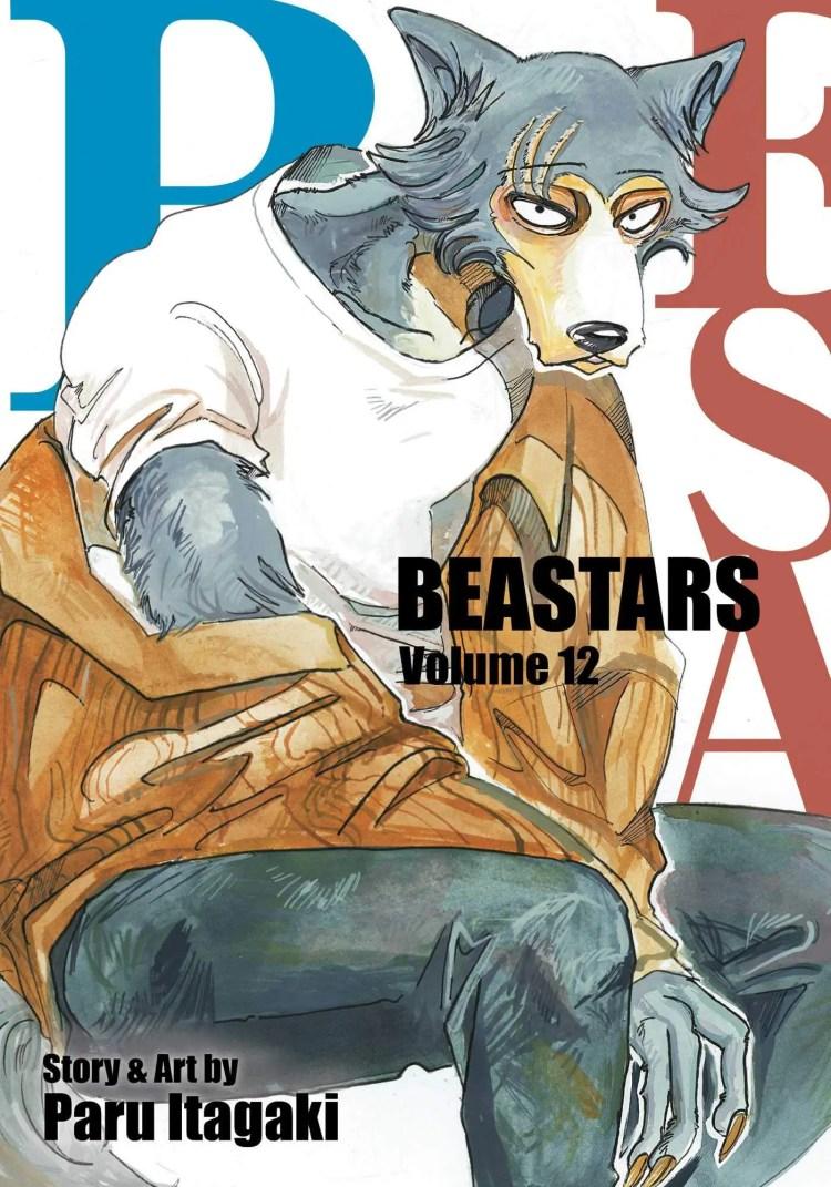 BEASTARS, Vol. 12