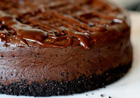 Dark Chocolate Cheesecake Recipe The Answer Is Cake