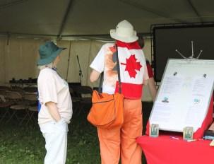 Canadian contingent