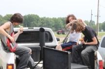Pickup practice