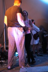On stage proposal