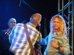 Peter Furler, Paul Colman, and Phil Joel