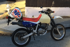 Learn how a $1.99 Coke saved me $400 on this motorcycle.