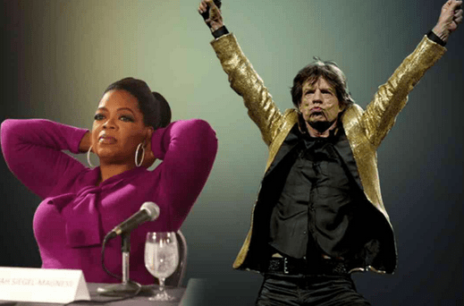 Get yo' Oprah on - do a power pose