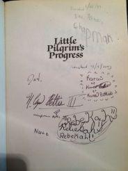 Little Pilgrims Progress