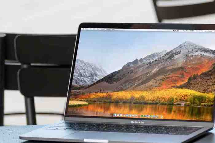 macOS High Sierra Review