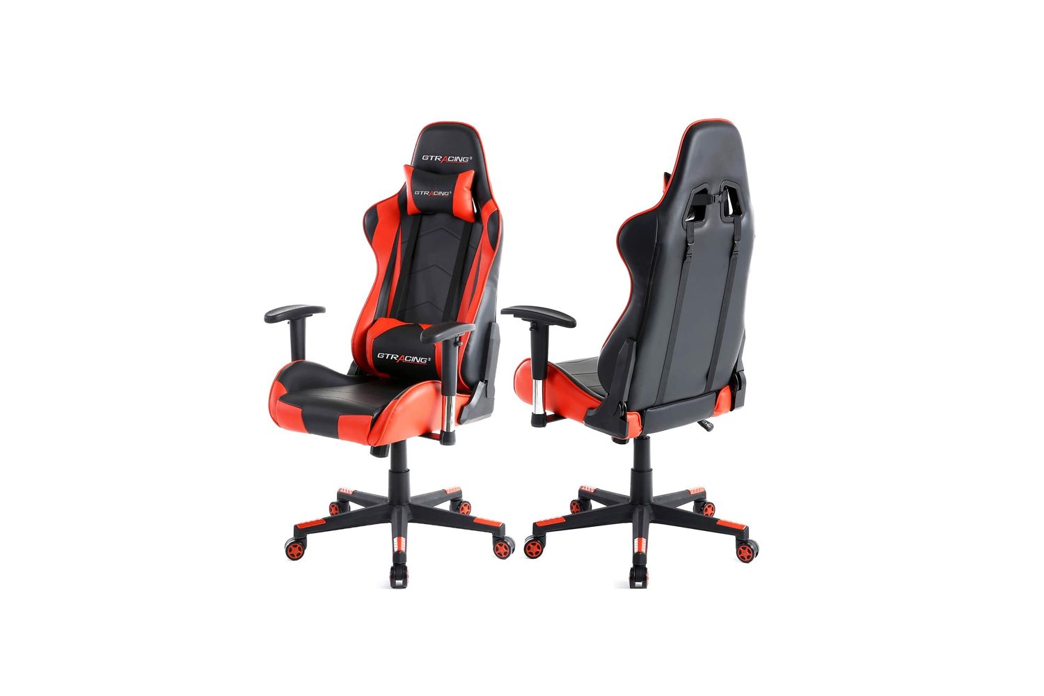 Setup Your Gaming Room With Amazon's Best Selling $142 GTRACING Gaming Chair