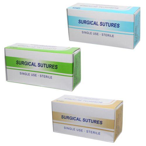 36 piece sutures box