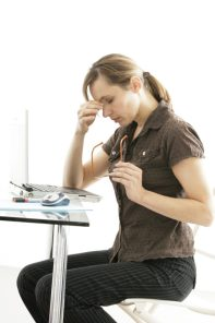 technology put your health at risk with eye strain