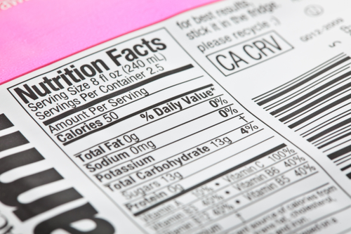 new FDA nutrition label, nutrition labels, demystifying new the FDA nutrition label