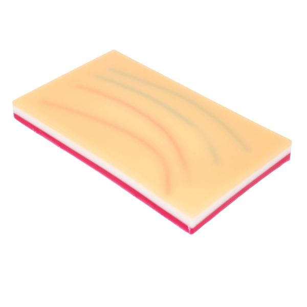 suturing practice skin pad from apprentice doctor
