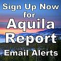 Aquila Report Email Alerts