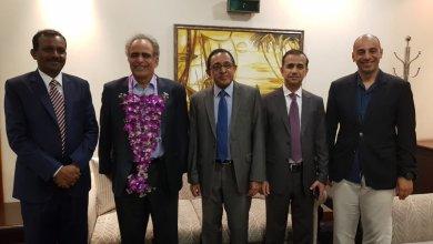 Oman Latest News : Oil Minister arrives in Sri Lanka