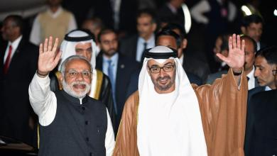 Latest International News : Indian Prime Minister Modi awarded UAE's highest civilian honour Zayed Medal