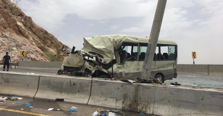 Oman Latest News : Eight seriously injured in Oman road accident