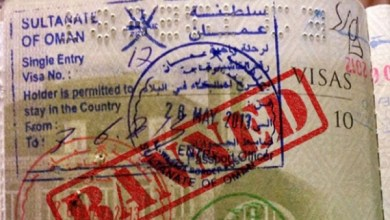 Oman Latest News : Visa ban extended for expat workers in Oman