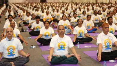 Oman Latest News : More than 5,000 people set to take part in Yoga Day in Oman