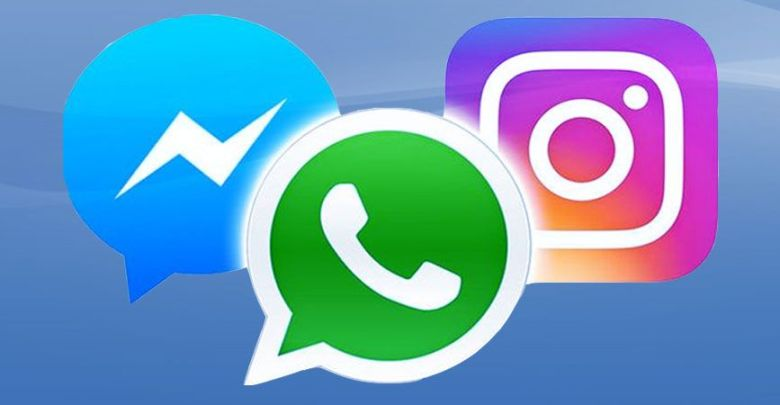 Facebook is changing the name of Instagram and WhatsApp - The