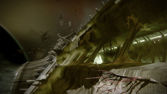 Destiny: The Taken King's New Location Pictures & Information
