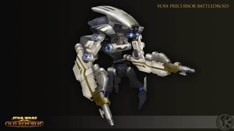 SWTOR Latest Concept Art for Fallen Empire