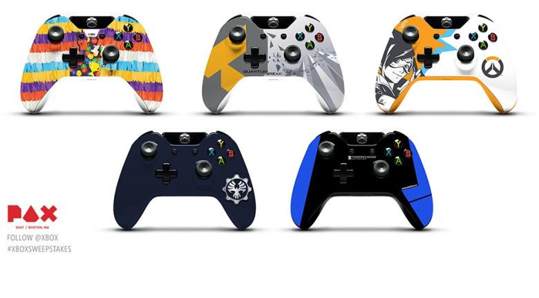 Xbox One Custom Controllers