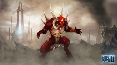 20th Anniversary Diablo pet for Diablo III Players