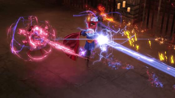 Marvel Heroes Omega Dr. Strange