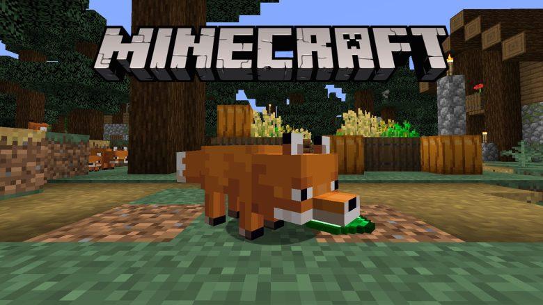 Minecraft Red Fox