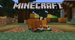 Minecraft Red Fox