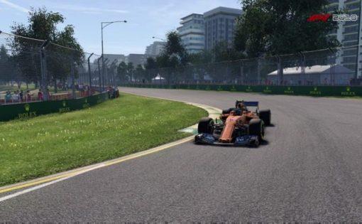 F1 2018: McLaren - Guia del modo Carrera 1