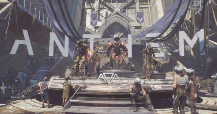 Anthem - Cómo desbloquear el Konami Code 1