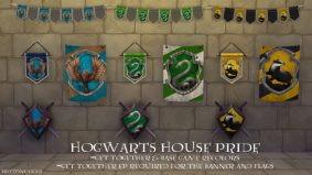 Los Sims 4 - Harry Potter (Mods) 2