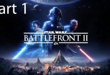 Star Wars Battlefront 2 (2017) Walkthrough 1