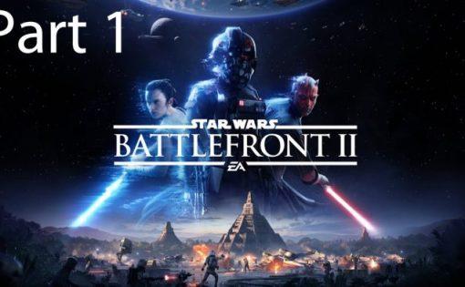 Star Wars Battlefront 2 (2017) Walkthrough 1