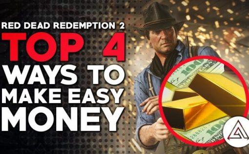 Red Dead Redemption 2 - Cómo conseguir dinero 1