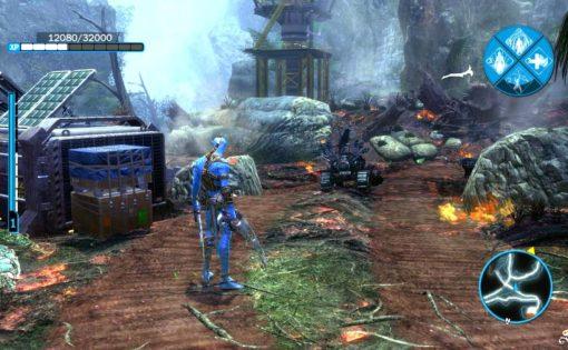 James Cameron's Avatar: The Game - Walkthrough 3