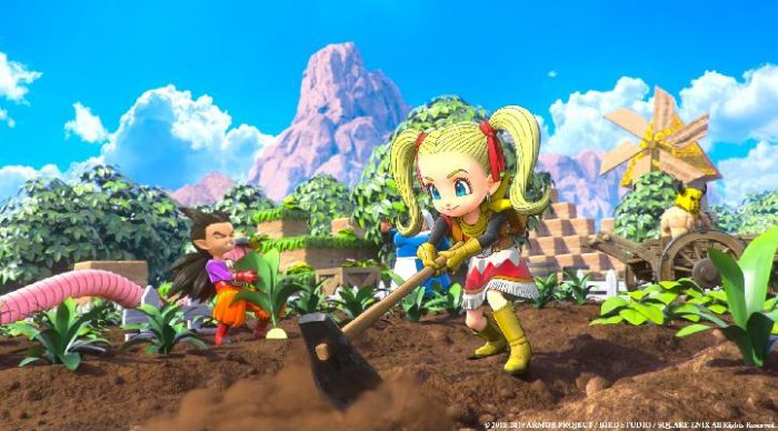 Dragon Quest Builders 2 - Cómo conseguir Abono 1