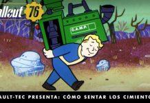 Fallout 76 | Construcción de bases, crafting y sistema C.A.M.P.