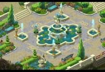 Gardenscapes - Guía de niveles (solución)