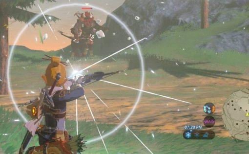 The Legend of Zelda: Breath of the Wild - Cómo conseguir y utilizar el Arco del Crepúsculo 8